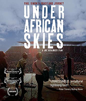 2019 Event -Film Screening: Under African Skies – Feb 7, 2019  @7:00pm @ The Cinematheque, 1131 Howe St #200, Vancouver, BC V6Z2L7