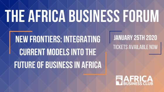 Community Event: UBC Africa Business Forum 2020 – January 25, 2020 @ 9-5pm @ The Nest, UBC, 6133 University Boulevard (Vancouver)