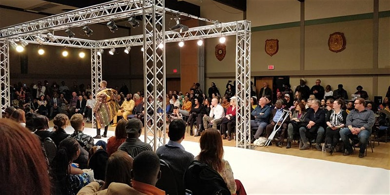 Community Event: African Fashion & Arts Movement Vancouver  -February 15, 2020  @ 4:00pm @ Pinnacle Ballroom 138 Victory Ship Way (North Vancouver)